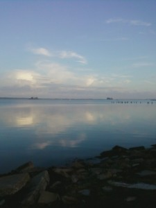water reflection 7-12-12