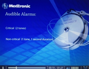 Medtronic Pump