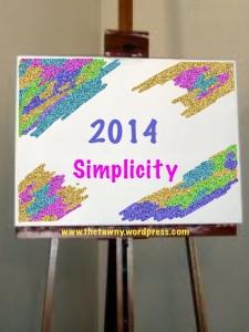 Simplicity 2014
